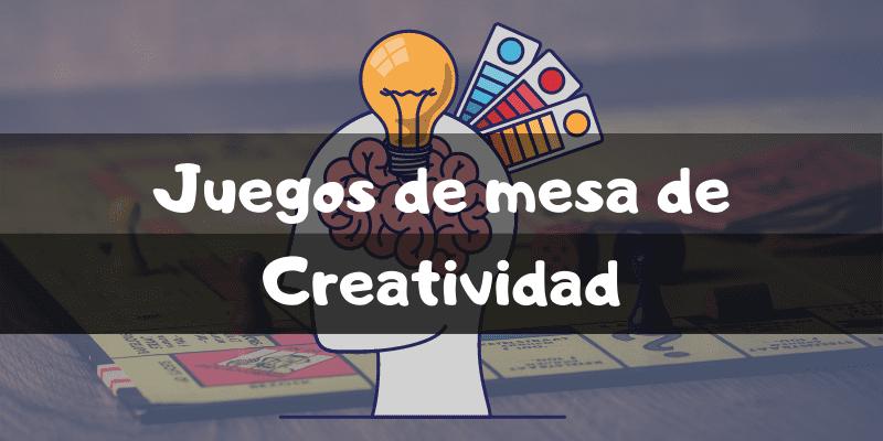 Juegos de mesa de creatividad - Los mejores juegos de mesa - Juegosdemesaypuzzles.com