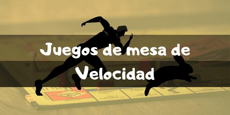 Juegos de mesa de velocidad - Los mejores juegos de mesa - Juegosdemesaypuzzles.com