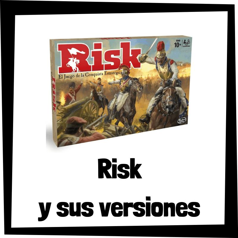 Los mejores juegos de mesa de Risk - Juegos de mesa populares