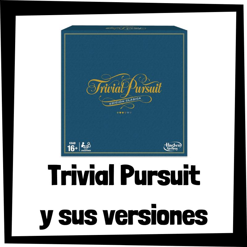 Los mejores juegos de mesa de Trivial Pursuit - Juegos de mesa populares