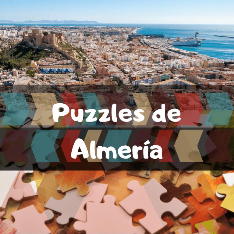 Los mejores puzzles de Almería