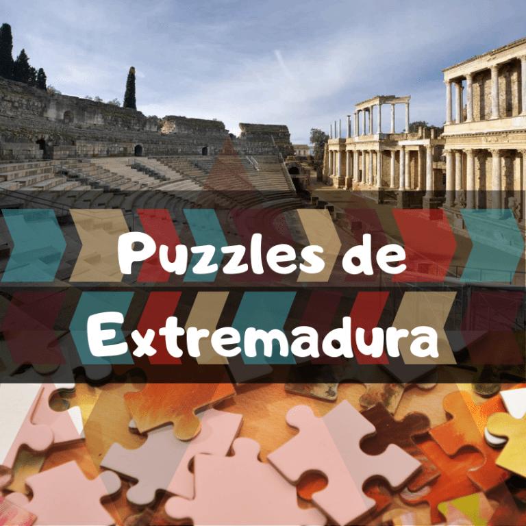 Los mejores puzzles de Extremadura