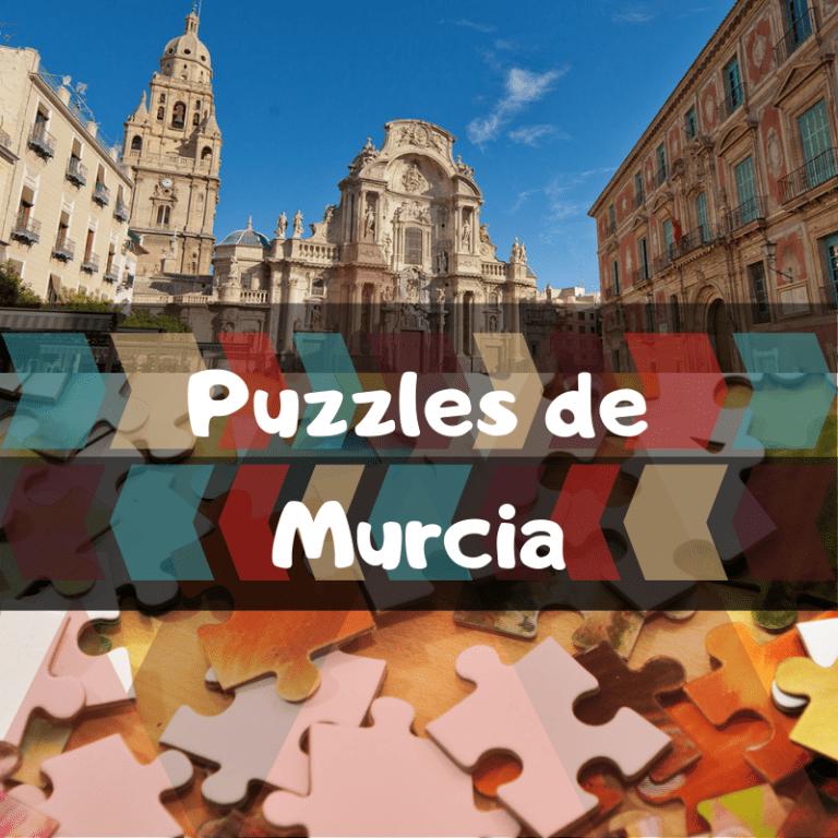 Los mejores puzzles de Murcia