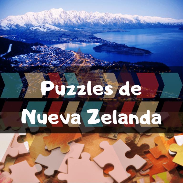 Lee más sobre el artículo Los mejores puzzles de Nueva Zelanda