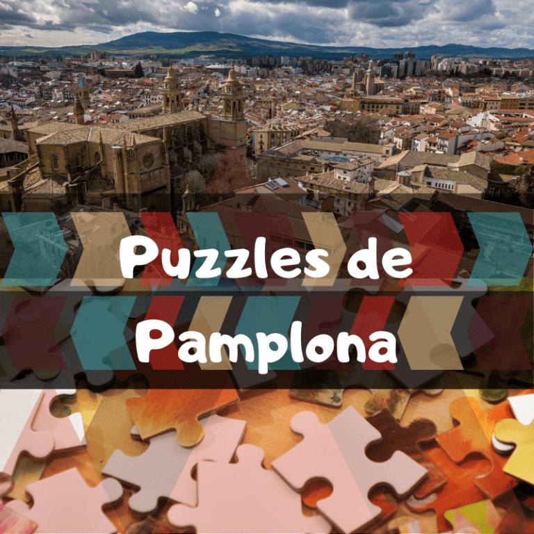Los mejores puzzles de Pamplona