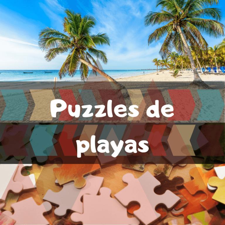 Los mejores puzzles de playas