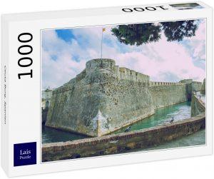 Puzzle de Castillo de Ceuta de 1000 piezas de Lais - Los mejores puzzles de Ceuta