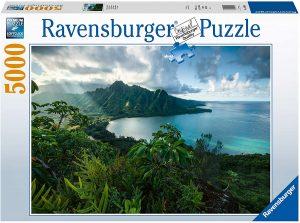Puzzle de Paisaje Hawaiano de 5000 piezas de Ravensburger - Los mejores puzzles de Hawái - Hawaii - Puzzle de Hawaii