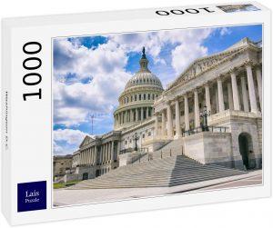 Puzzle de Washington DC de Lais de 1000 piezas - Los mejores puzzles de Washington DC