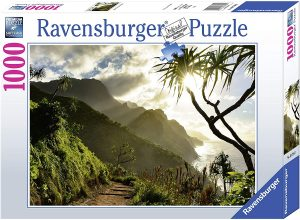 Puzzle de naturaleza de Hawaii de 1000 piezas de Ravensburger - Los mejores puzzles de Hawaii