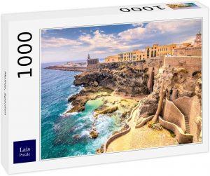 Puzzle de paisajes de Melilla de 1000 piezas de Lais - Los mejores puzzles de Melilla