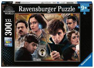 Puzzle de personajes de Animales fantásticos de 300 piezas de Ravensburger - Los mejores puzzles de Fantastic Beasts de Harry Potter
