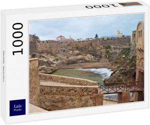 Puzzle de ruinas de Melilla de 1000 piezas de Lais - Los mejores puzzles de Melilla