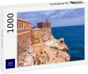 Puzzle de vistas de Melilla de 1000 piezas de Lais - Los mejores puzzles de Melilla