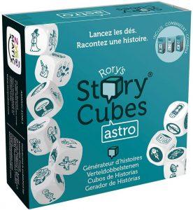 Story Cubes Astro - Juegos de mesa de Story Cubes - Los mejores juegos de mesa de creatividad y aventuras de Story Cubes