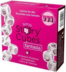 Story Cubes Fantasía - Juegos de mesa de Story Cubes - Los mejores juegos de mesa de creatividad y aventuras de Story Cubes