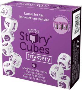 Story Cubes Misterio - Juegos de mesa de Story Cubes - Los mejores juegos de mesa de creatividad y aventuras de Story Cubes