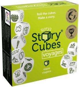 Story Cubes Viajes - Juegos de mesa de Story Cubes - Los mejores juegos de mesa de creatividad y aventuras de Story Cubes