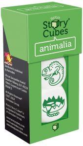 Story Cubes de Animales - Juegos de mesa de Story Cubes - Los mejores juegos de mesa de creatividad y aventuras de Story Cubes