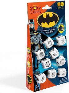 Story Cubes de Batman - Juegos de mesa de Story Cubes - Los mejores juegos de mesa de creatividad y aventuras de Story Cubes