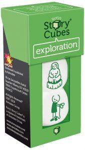 Story Cubes de Exploración - Juegos de mesa de Story Cubes - Los mejores juegos de mesa de creatividad y aventuras de Story Cubes