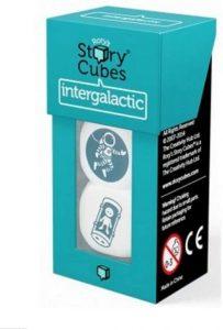 Story Cubes de Galaxias - Juegos de mesa de Story Cubes - Los mejores juegos de mesa de creatividad y aventuras de Story Cubes