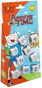 Story Cubes de Hora de Aventuras - Juegos de mesa de Story Cubes - Los mejores juegos de mesa de creatividad y aventuras de Story Cubes