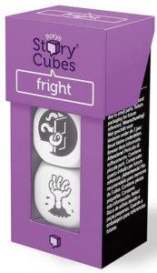 Story Cubes de Miedo - Juegos de mesa de Story Cubes - Los mejores juegos de mesa de creatividad y aventuras de Story Cubes