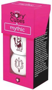 Story Cubes de Mitos - Juegos de mesa de Story Cubes - Los mejores juegos de mesa de creatividad y aventuras de Story Cubes