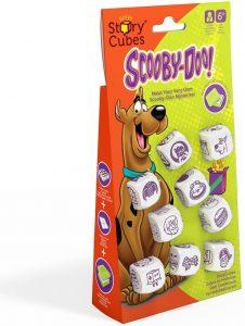 Story Cubes de Scooby Doo - Juegos de mesa de Story Cubes - Los mejores juegos de mesa de creatividad y aventuras de Story Cubes