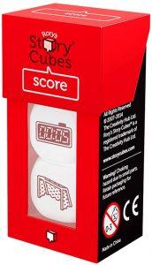 Story Cubes de Score - Juegos de mesa de Story Cubes - Los mejores juegos de mesa de creatividad y aventuras de Story Cubes
