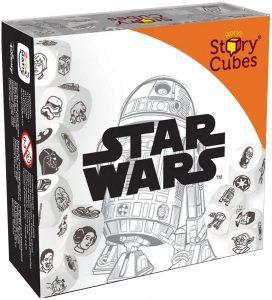 Story Cubes de Star Wars - Juegos de mesa de Story Cubes - Los mejores juegos de mesa de creatividad y aventuras de Story Cubes