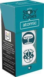 Story Cubes de atomico - Juegos de mesa de Story Cubes - Los mejores juegos de mesa de creatividad y aventuras de Story Cubes