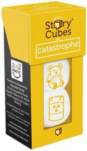 Story Cubes de catastrofes - Juegos de mesa de Story Cubes - Los mejores juegos de mesa de creatividad y aventuras de Story Cubes