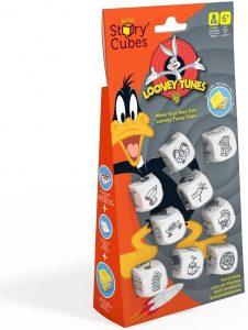 Story Cubes de los looney tunes - Juegos de mesa de Story Cubes - Los mejores juegos de mesa de creatividad y aventuras de Story Cubes
