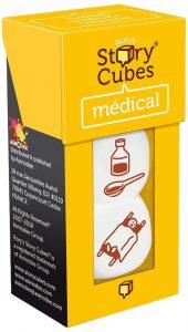 Story Cubes de médico - Juegos de mesa de Story Cubes - Los mejores juegos de mesa de creatividad y aventuras de Story Cubes