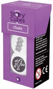 Story Cubes de pistas - Juegos de mesa de Story Cubes - Los mejores juegos de mesa de creatividad y aventuras de Story Cubes