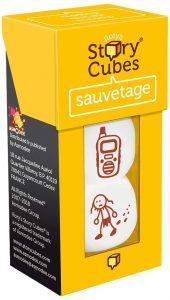 Story Cubes de rescate - Juegos de mesa de Story Cubes - Los mejores juegos de mesa de creatividad y aventuras de Story Cubes