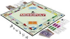 Tablero de monopoly - Juegos de mesa de Monopoly - Monopoly clásico