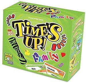 Time's UP Family 1 - Juegos de mesa de Time's UP - Los mejores juegos de mesa de habilidad de Time's UP