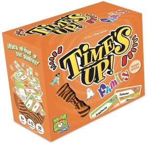 Time's UP Family 2 - Juegos de mesa de Time's UP - Los mejores juegos de mesa de habilidad de Time's UP