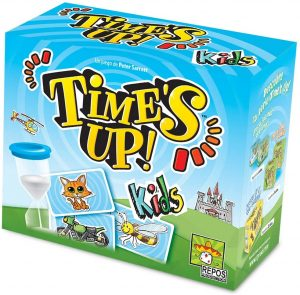 Time's UP Kids edición 1 - Juegos de mesa de Time's UP - Los mejores juegos de mesa de habilidad de Time's UP