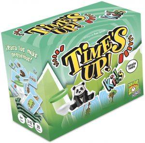 Time's UP Kids edición panda - Juegos de mesa de Time's UP - Los mejores juegos de mesa de habilidad de Time's UP