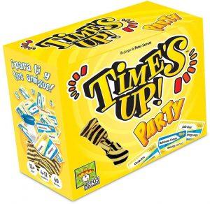 Time's UP Party 1 - Juegos de mesa de Time's UP - Los mejores juegos de mesa de habilidad de Time's UP