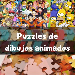 los mejores puzzles de dibujos animados - Puzzle de películas y series de dibujos animados