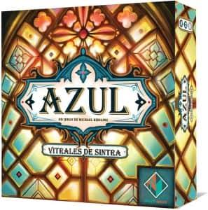 Azul Vitrales de Sintra - Juegos de mesa de Azul de azulejos - Los mejores juegos de mesa de estrategia de Azul