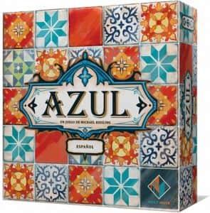 Azul clásico - Juegos de mesa de Azul de azulejos - Los mejores juegos de mesa de estrategia de Azul