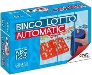 Bingo Automático - Juegos de mesa de Bingo - Los mejores bingos