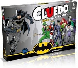 Cluedo de Batman - Juegos de mesa de Batman - Los mejores juegos de mesa del Batman