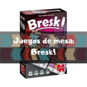 Comprar Bresk - Juegos de mesa de Bresk - Los mejores juegos de mesa de Bresk